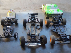 3 off road rc cars for sale