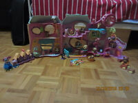Littlest Pet Shop Gym and Pets (Limited Edition)