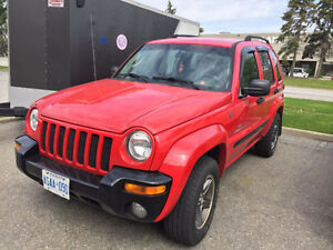 Jeep Liberty Sport Edition
