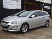 2015 (64) Hyundai i40 1.7 CRDi Premium Estate Diesel *Leather, Nav, Pan roof*
