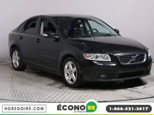 2009 Volvo S40 2.4L AUTO A/C CUIR TOIT MAGS