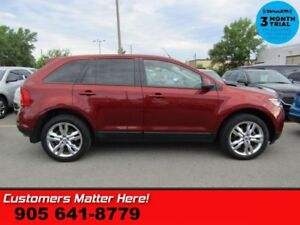 2014 Ford Edge SEL  AWD NAV LEATHER ROOF PWR-GATE 2X-P/SEAT HS