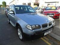 2005 BMW X3 2.5 i Sport 5dr