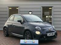 2017 Abarth 595 1.4 T-Jet 145 2dr Auto CONVERTIBLE Petrol Automatic