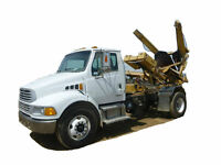 2005 STERLING ACT. S/A TREE SPADE TRUCK Cash/ trade/ lease