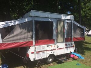 Tente roulotte / trailer tent jayco