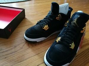 COME&C!! Air Jordan 4 Retro Royalty, men's, brand new, with box.