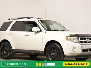 2011 Ford Escape Limited AWD TOIT CUIR