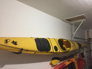 Wilderness Systems Cape Horn 17.0 Touring Kayak (with rudder)
