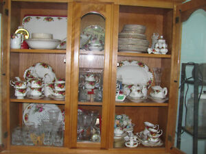 OLD COUNTRY ROSE DISHES REDUCED