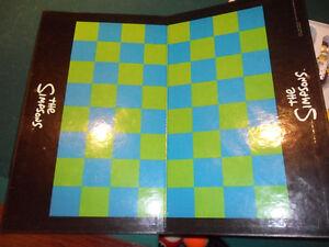 Simpsons Chess Board Game Gatineau Ottawa / Gatineau Area image 6