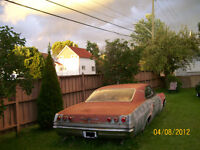 1965 Chevrolet Impala Coupe (2dr) 6cyl