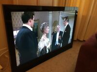 "52"" LCD HDTV with Freeview £100"