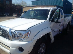 2011 Toyota Tacoma SR5 4WD just arrived at Pic N Save!