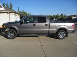 2009 Ford F-150 XLT XTR Original Owner, Low KMs Premium Cond