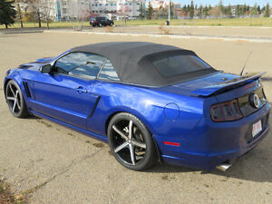 2013 Mustang GT (5.0) Convertible with Radar Jammer/Diffuser