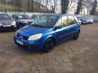 2004 04 RENAULT SCENIC 1.4 EXPRESSION 16V 5D 97 BHP
