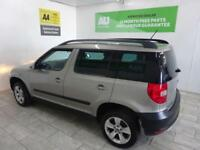 SKODA YETI 1.6 SE GREENLINE II TDI CR ***from £131 per month***