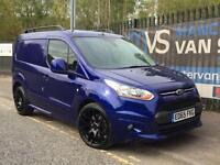 2015 65 FORD TRANSIT CONNECT 1.6 200 LIMITED 115 BHP MV SPORT EDITION AIR CON 19