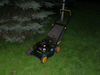 *** Craftsman ( Gold Series ) 3 in 1 Gas Lawnmower ***