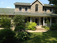 Gorgeous waterfront 2 storey house for rent