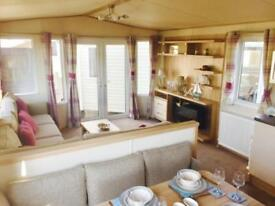 Static Caravan Whitstable Kent 2 Bedrooms 6 Berth ABI Blenheim 2017 Seaview