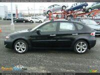 Subaru Impreza Hatchback 2010-2011