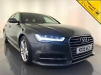 2015 AUDI A6 AVANT S-LINE TDI ULTRA AUTOMATIC DIESEL 1 OWNER SERVICE HISTORY