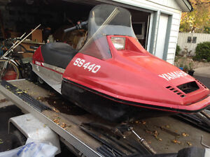 Kijiji Manitoba Yamaha Snowmobile Parts