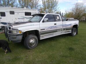 1996 Dodge 12 valve Cummings Diesel One Ton Dually