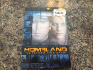 HOMELAND COMPLETE FIRST SEASON