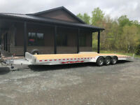 2017  Wolverine 34 ' car hauler Moncton New Brunswick Preview