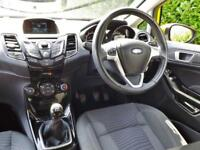 2013 Ford FIESTA 1.2 82 ZETEC Manual Hatchback