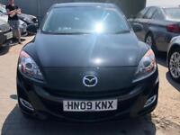 2009 Mazda Mazda3 2.2 D Sport 5dr