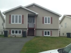 HOUSE FOR RENT - MOUNT PEARL
