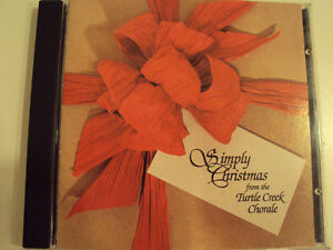 Chorale Christmas Music – CD's