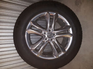 18 Inch Rims and Michelin Tires for sale