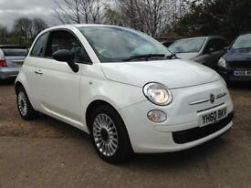 2010 Fiat 500 1.3 Diesel Multijet POP £30 Year Road Tax
