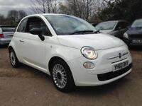 2010 Fiat 500 1.3 Diesel Multijet POP £30 Year Road Tax