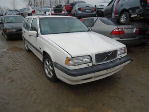 We are now Parting out this Volvo 850 1996