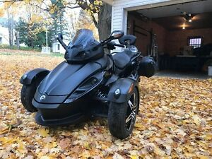 Can-am spyder RS, édition phantom - PRIX NÉGO