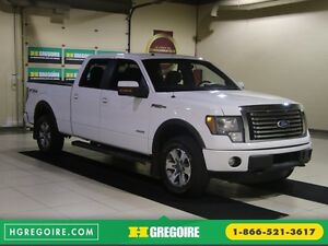 2011 Ford F150 FX4 4WD AUTO A/C MAGS BLUETOOTH