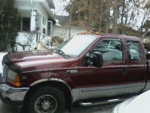 1999 Ford F250 2WD