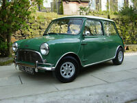 Looking for an Austin Mini