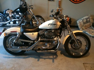 Harley Davidson a vendre