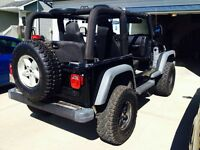 2006 Jeep TJ 4 cyl Coupe (2 door)