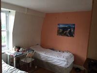 PARSONS GREEN..FULHAM ..ROOMSHARE FOR FEMALE ..AVAILABLE NOW..£95 PW