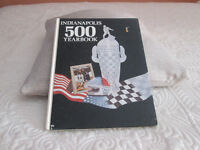 Indianapolis  500  Year book