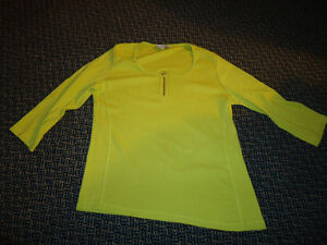 Ladies Size XL 3/4 Sleeve T-Shirt by Marie Claire