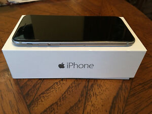 iPhone 6 16gb Rogers space grey